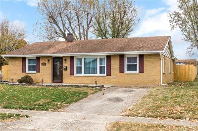Xenia Single Family Home Active/Pending: 1702 Pueblo Drive