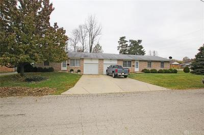 Dayton OH Multi Family Home For Sale: $190,000