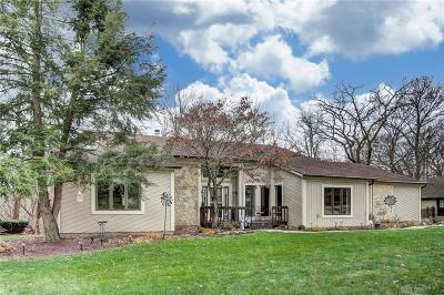 Centerville Single Family Home For Sale: 7860 Stanley Mill Drive