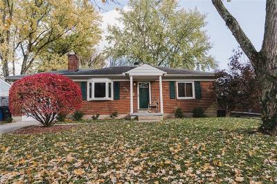Dayton OH Single Family Home For Sale: $94,900