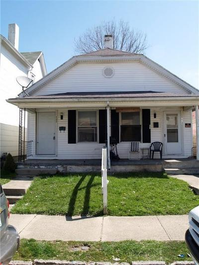 Dayton OH Multi Family Home For Sale: $27,500