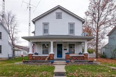 Tipp City Single Family Home Active/Pending: 523 Dow Street