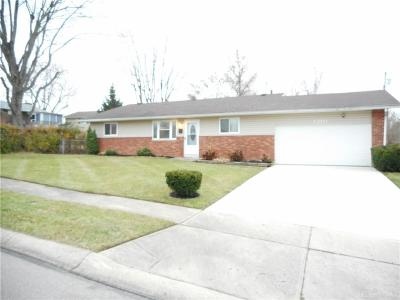 Miamisburg Single Family Home For Sale: 1210 Belvo Road