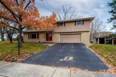 Vandalia Single Family Home For Sale: 454 Rader Drive