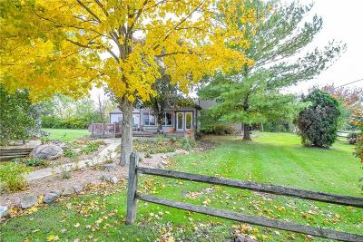 West Milton Single Family Home For Sale: 4125 Iddings Road