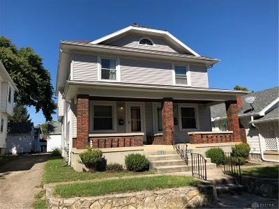 Dayton OH Multi Family Home For Sale: $100,000