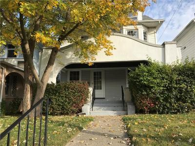 Dayton Single Family Home For Sale: 112 Illinois Avenue