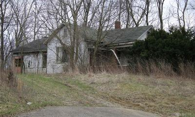 Xenia Single Family Home For Sale: 1811 Us 42