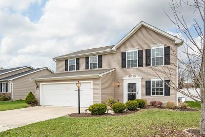 Troy Single Family Home Active/Pending: 1320 Golden Eagle Drive