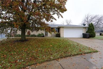 Dayton OH Single Family Home Active/Pending: $94,900