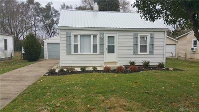Middletown Single Family Home For Sale: 4005 Vannest Avenue