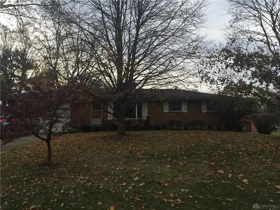 Dayton OH Single Family Home For Sale: $79,400