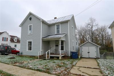 Brookville Single Family Home For Sale: 612 Hay Avenue