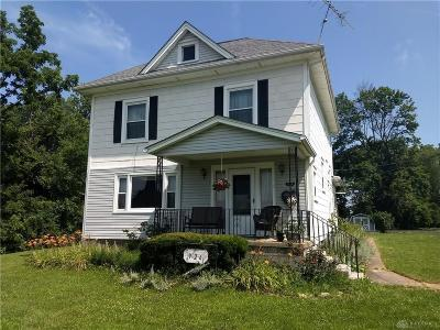 Springfield OH Single Family Home For Sale: $200,000