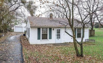 Tipp City Single Family Home For Sale: 7333 Meadow Drive