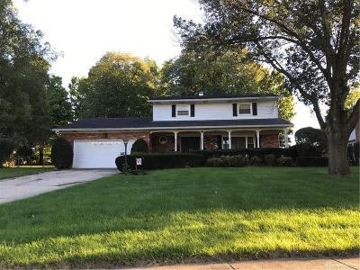 Springfield OH Single Family Home For Sale: $150,000