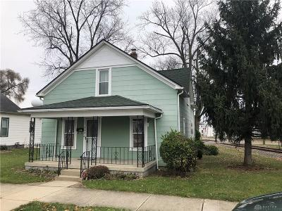 Troy Single Family Home For Sale: 539 Mulberry Street