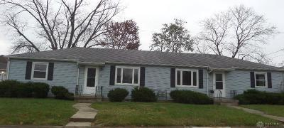 Troy Multi Family Home For Sale: 233 Frank Street