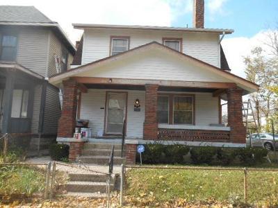 Dayton Single Family Home For Sale: 929 Ferguson Avenue