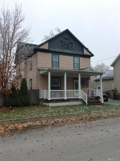 Cedarville Single Family Home For Sale: 42 Miller Street