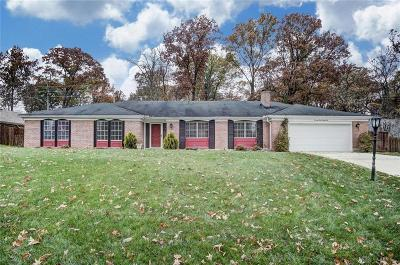 Dayton Single Family Home For Sale: 7321 Mohawk Trail Road