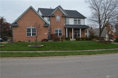 Beavercreek Single Family Home Pending/Show for Backup: 4122 Cambridge Trl