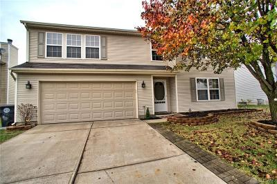 Dayton Single Family Home For Sale: 4366 Dobbin Circle
