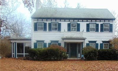 Dayton Single Family Home For Sale: 230 Otterbein Avenue