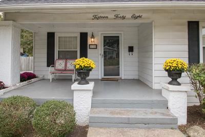 Dayton Single Family Home For Sale: 1548 Oakland Avenue