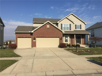 Springboro Single Family Home For Sale: 170 Pugh Drive