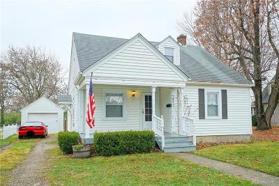 Fairborn Single Family Home For Sale: 703 Central Avenue
