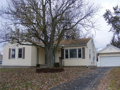 Dayton Single Family Home Active/Pending: 4965 Kolmar Avenue