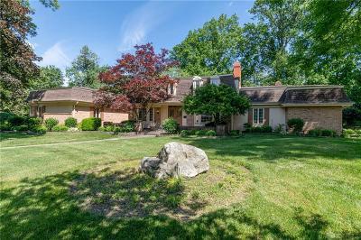 Dayton Single Family Home For Sale: 5770 Willow Walk