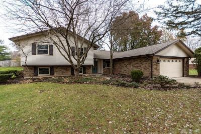 Centerville Single Family Home For Sale: 1583 Ambridge Road