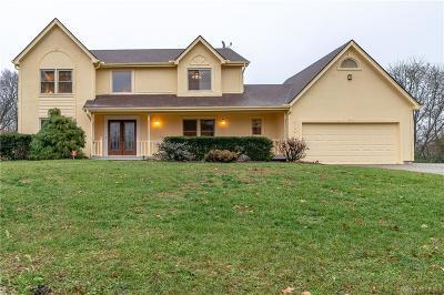 Beavercreek Single Family Home Active/Pending: 410 Mill Stone Drive