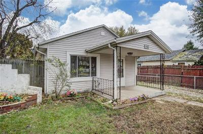 Dayton Single Family Home For Sale: 4916 Wire Drive