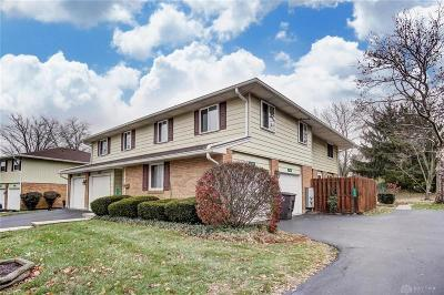 Dayton Condo/Townhouse For Sale: 1706 Mars Hill Drive