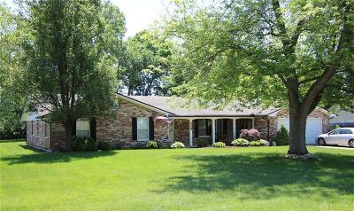 Beavercreek Single Family Home Active/Pending: 358 Big Stone Drive