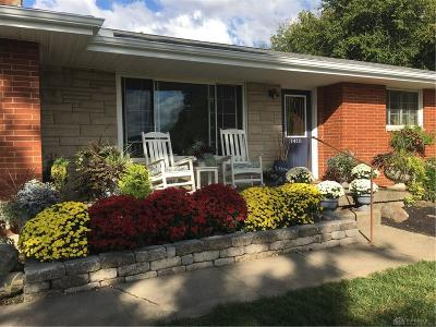 Vandalia Single Family Home For Sale: 1415 Old Springfield Road