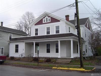 Cedarville Single Family Home For Sale: 47 Main Street