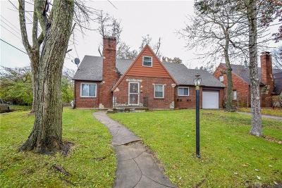 Dayton Single Family Home Active/Pending: 2515 Lynn Avenue