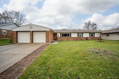 Bellbrook Single Family Home For Sale: 4430 Moss Oak Trail