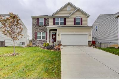 Xenia Single Family Home Pending/Show for Backup: 2854 Ridge View Court