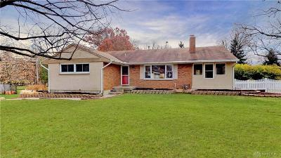 Beavercreek Single Family Home For Sale: 3715 Eastern Drive