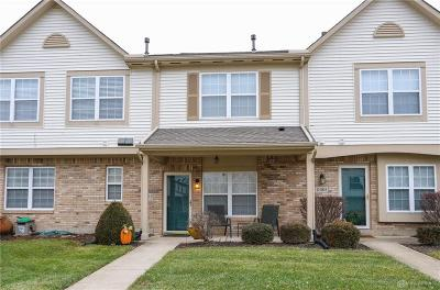 Miamisburg Condo/Townhouse Active/Pending: 2463 Cabbage Key Drive