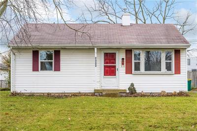 Dayton Single Family Home For Sale: 2332 Carew Avenue