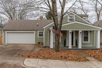 Dayton Single Family Home For Sale: 4309 Woodcliffe Avenue