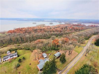 Single Family Home For Sale: 4075 Grant Road