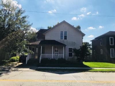 Troy Single Family Home For Sale: 18 West Street