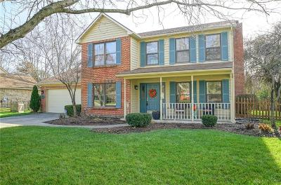 Dayton Single Family Home For Sale: 360 Mapletrace Trail